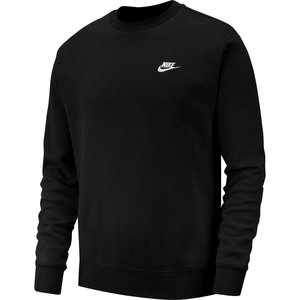 Nike Nike Rundhalspullover Schwarz