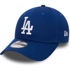 New Era New Era Los Angeles Dodgers MLB 9Forty Cap Blauw