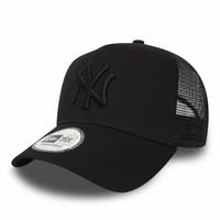 New Era New York Yankees Trucker Cap Schwarz