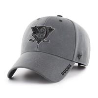47 Brand Anaheim Ducks Defrost '47 MVP NHL Cap Grijs