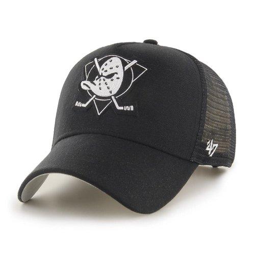 47 Brand 47 Brand Anaheim Ducks Mesh '47 MVP Trucker Cap