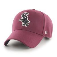 47 Brand Chicago White Sox '47 MVP MLB Cap Bordeaux