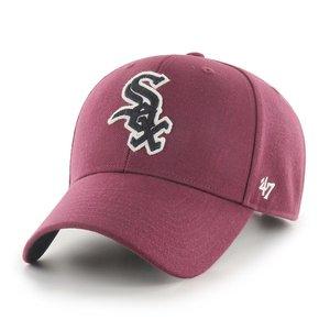 47 Brand 47 Brand Chicago White Sox '47 MVP MLB Cap Bordeaux