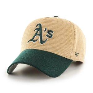 47 Brand Oakland Athletics Corduroy '47 MVP MLB Cap