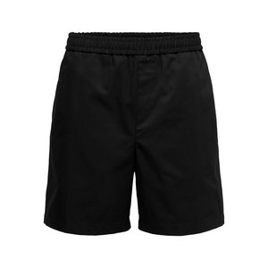 Only & Sons Only & Sons Compact Twill Short Zwart