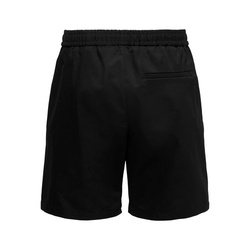 Only & Sons Only & Sons Compact Twill Short Black