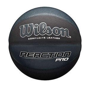 Wilson Wilson Reaction Pro Basketbal  Black Shadow Indoor / Outdoor