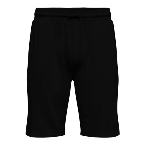 Only & Sons Only &  Sons Sweat Shorts Zwart