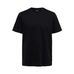 Only & Sons Only & Sons Box Fit T-Shirt Schwarz