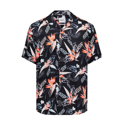Only & Sons Only & Sons Viscose Flower Blouse
