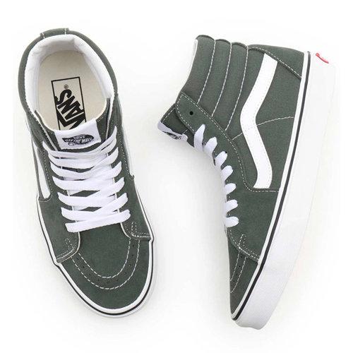 Vans Vans Sk8-Hi Grün Weiß
