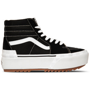 Vans Vans SK8-HI Stacked Zwart Wit