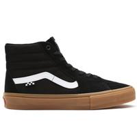 Vans Sk8-Hi Skate Zwart Gum