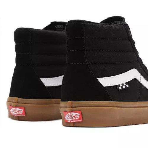 Vans Vans Sk8-Hi Skate Schwarz Gum