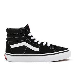 Vans Vans SK8-Hi Zwart Wit (GS)