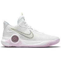 Nike KD Trey 5 IX Summit Weiß Rosa