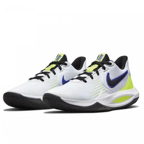 Nike Basketball Nike Precision V Weiß Grün Blau