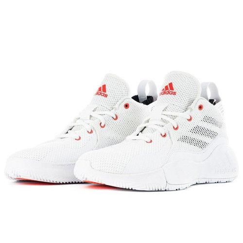 Adidas Adidas D Rose 773 2020 Wit Rood