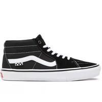 Vans Skate Grosso Mid Zwart Wit