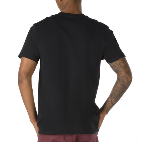 Vans Vans Off The Wall T-shirt Zwart