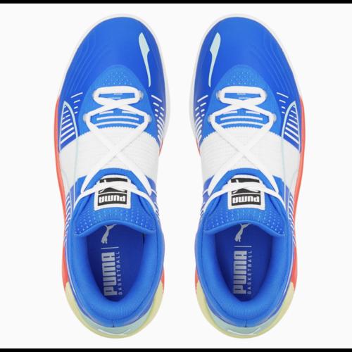 Puma Basketball Puma Fusion Nitro Spectra Blauw Multicolor
