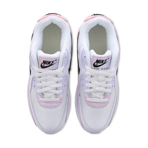 Nike Nike Air Max 90 White Pink GS
