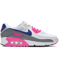Nike Air Max 90 Wit Grijs Paars 'Concord' GS