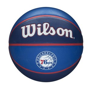 Wilson Ballon de basket Wilson NBA PHILADELPHIA 76ERS Tribute (7)