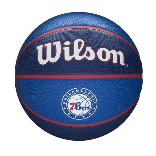 Wilson Wilson NBA PHILADELPHIA 76ERS Tribute basketbal (7)