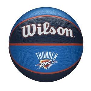 Wilson Ballon de basket Wilson NBA OKLAHOMA CITY THUNDER Tribute (7)