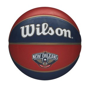 Wilson Ballon de basket Wilson NBA NEW ORLEANS PELICANS Tribute (7)