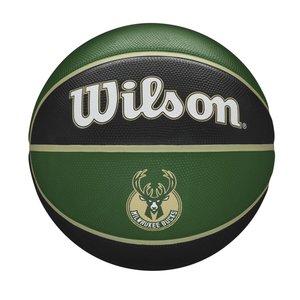 Wilson Ballon de basket Wilson NBA MILWAUKEE BUCKS Tribute (7)