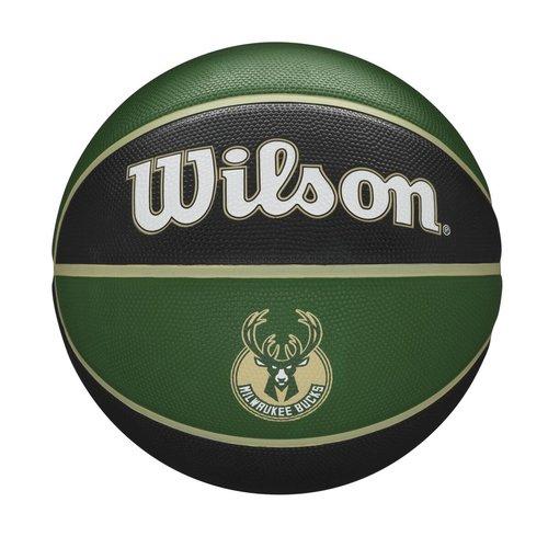 Wilson Wilson NBA MILWAUKEE BUCKS Tribute basketbal (7)