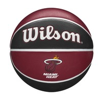 Wilson NBA MIAMI HEAT Tribut Basketball (7)
