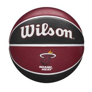 Wilson Ballon de basket Wilson NBA MIAMI HEAT Tribute (7)
