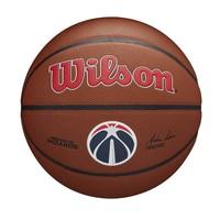 Wilson NBA WASHINGTON WIZARDS Composite Indoor / Outdoor Basketbal (7)