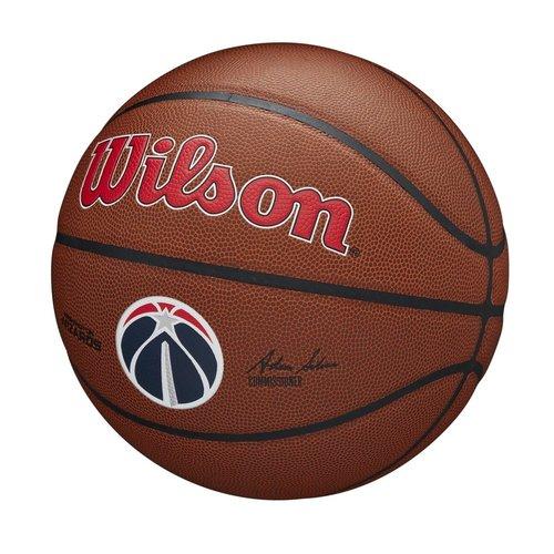 Wilson Wilson NBA WASHINGTON WIZARDS Composite Indoor / Outdoor Basketbal (7)