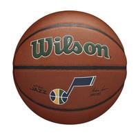 Wilson NBA UTAH JAZZ Composite Indoor / Outdoor Basketbal (7)