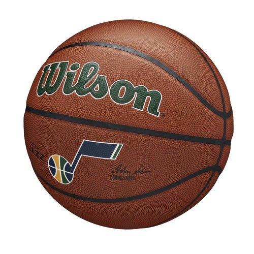 Wilson Wilson NBA UTAH JAZZ Composite Indoor / Outdoor Basketbal (7)