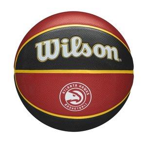 Wilson Wilson NBA Atlanta Hawks Tribut Basketball im Freien (7)