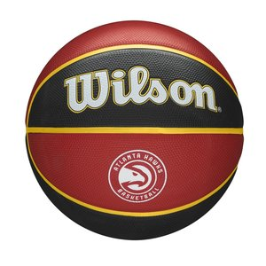 Wilson Wilson NBA Atlanta Hawks Tribute Outdoor Basketbal (7)