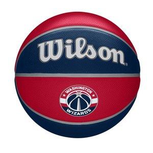 Wilson Ballon de basket Wilson NBA WASHINGTON WIZARDS Tribute (7)