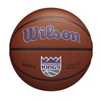 Wilson NBA SACRAMENTO KINGS Composite Indoor / Outdoor Basketbal (7)