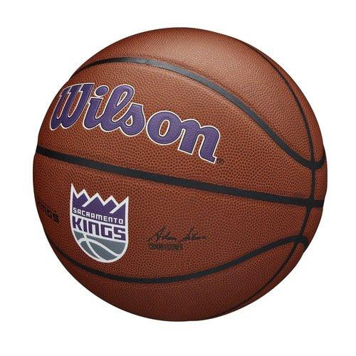 Wilson Wilson NBA SACRAMENTO KINGS Composite Indoor / Outdoor Basketbal (7)
