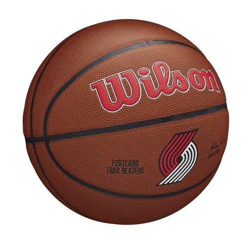 Wilson Wilson NBA PORTLAND TRAIL BLAZERS Composite Indoor / Outdoor Basketbal (7)