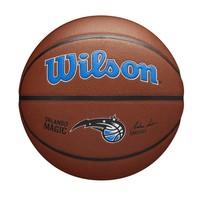 Wilson NBA ORLANDO MAGIC Composite Indoor / Outdoor Basketbal (7)