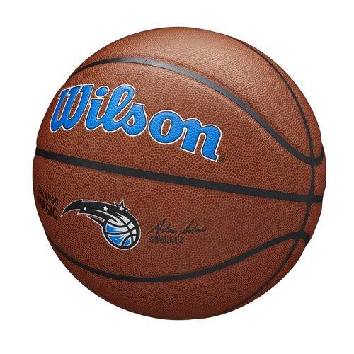 Wilson Wilson NBA ORLANDO MAGIC Composite Indoor / Outdoor Basketbal (7)