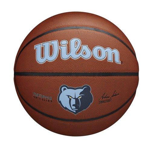 Wilson Wilson NBA MEMPHIS GRIZZLIES Composite Indoor / Outdoor Basketbal (7)