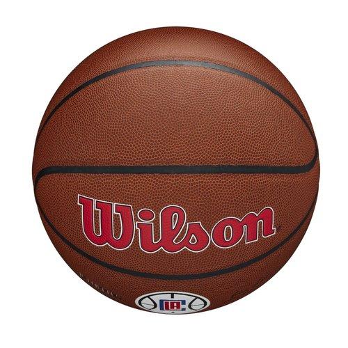 Wilson Wilson NBA LA CLIPPERS Composite Indoor / Outdoor Basketbal (7)