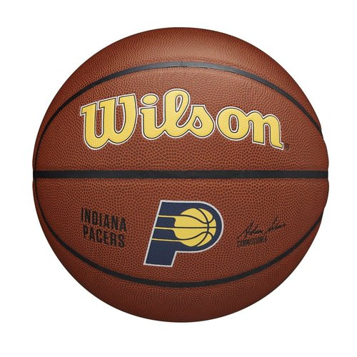 Wilson Wilson NBA INDIANA PACERS Composite Indoor / Outdoor Basketbal (7)